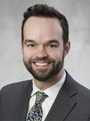 photo of Calgary Family Lawyer Tyler Fric